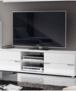 affordable high gloss tv unit